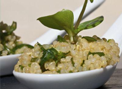 quinoa claytone