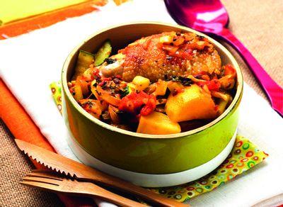 Colombo poulet épice cuisine amandine geers olivier degorce