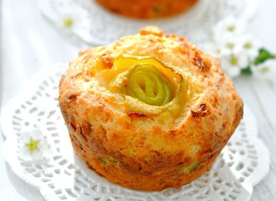 flans courgettes