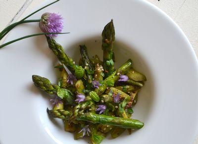 salade asperge Juliette Pochat