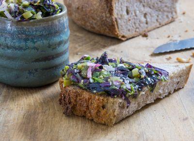 tartare d'algues à la française