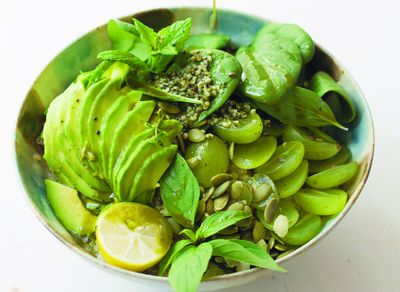 Matcha Green bowl