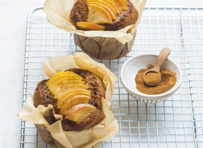 Muffins pomme-ortie