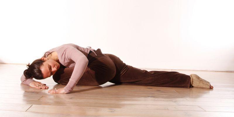 stretching dansé
