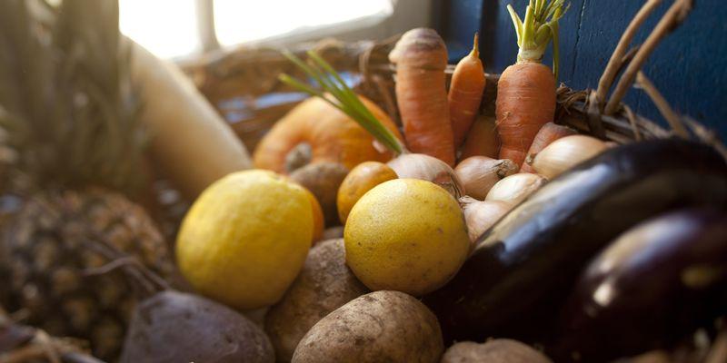 fruits légumes brésil