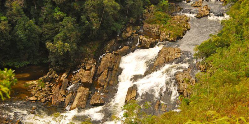 Cascade Brésil