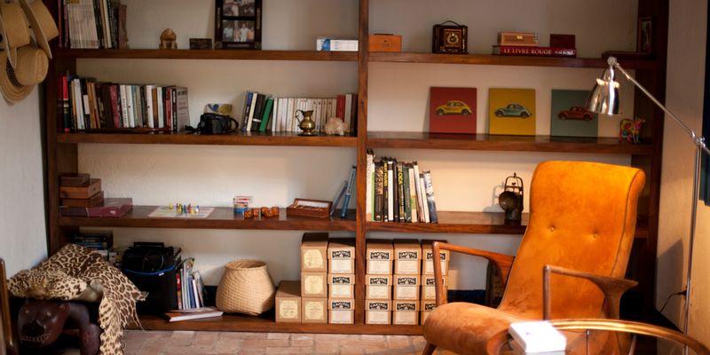 bibliothèque livre brésil