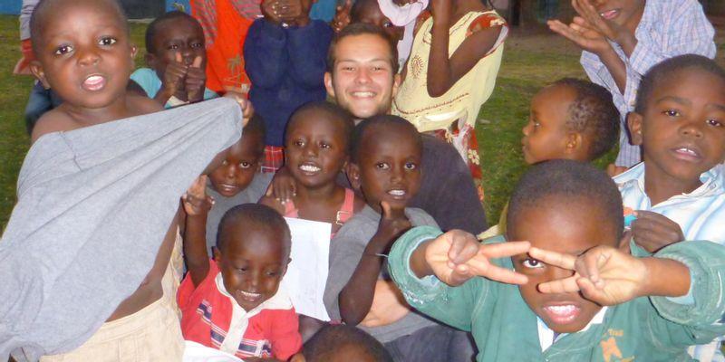 Orphelinat Nairobi Kenya
