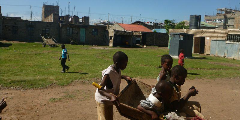 Walk of life orphelinat Kenya