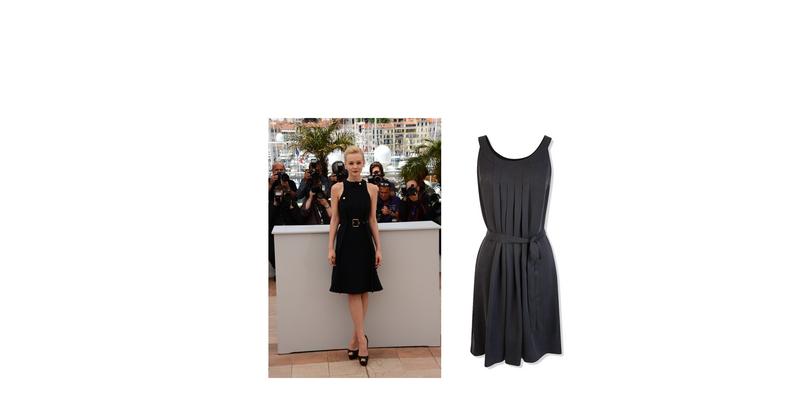 Carey Mulligan cannes 2013 robe noire