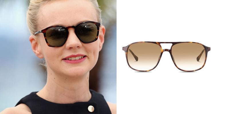 carey mulligan lunettes de soleil cannes 2013