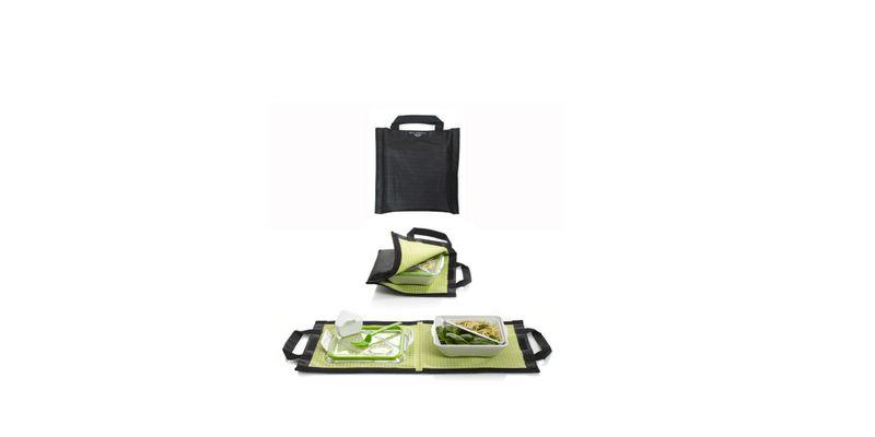 sac lunch box Black-Blum