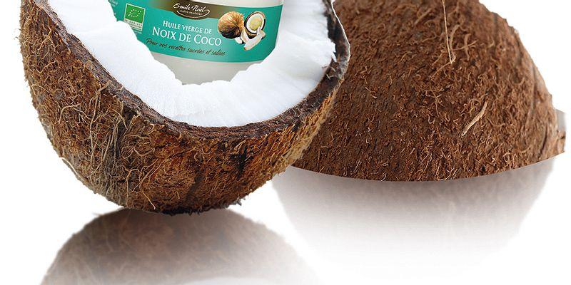 huile noix de coco emile noel