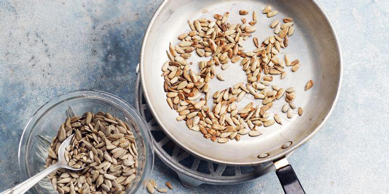 Torréfier les petites graines - Clémence Catz - LaPlage