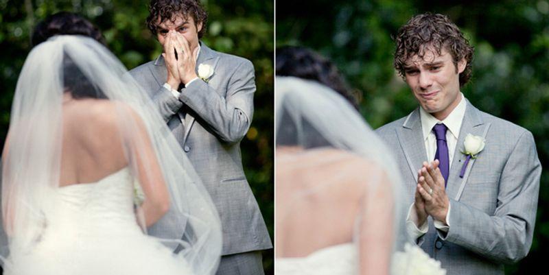 Marié découvre sa mariée 6
