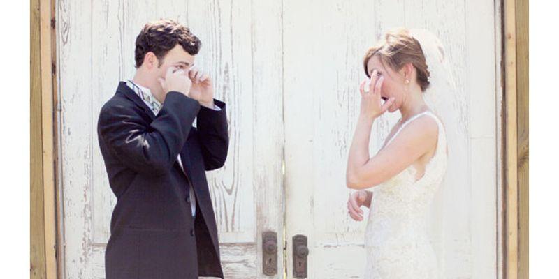 Marié découvre sa mariée 7