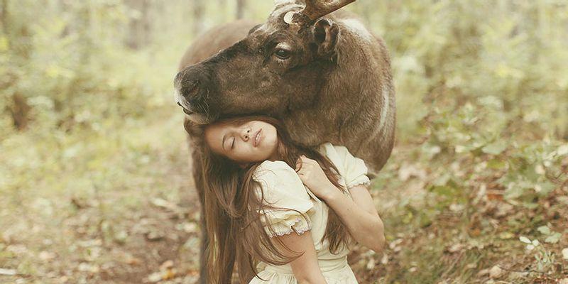 Katerina Plotnikova caribou beauté