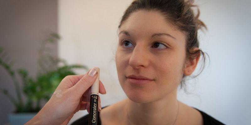 delphine maquillage 3