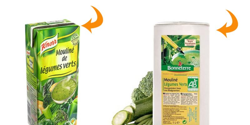 mouliné de légumes verts knorr sucre