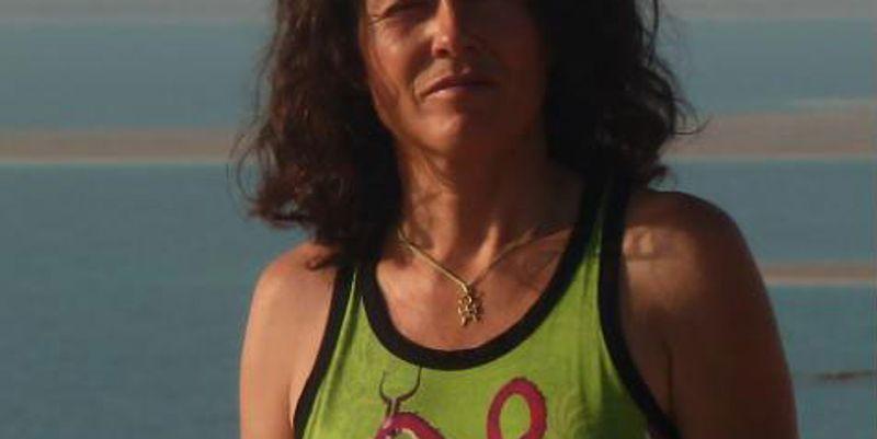 Cécile Caliay miss bio 2014