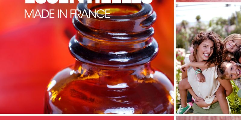 Le guide des huiles essentielles made in France