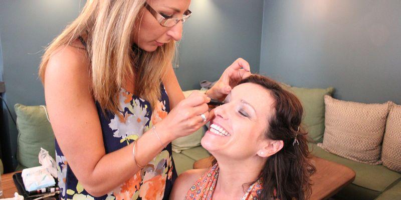 Miss Bio 2014 Sarah Kassler maquillage Jessica Gruner
