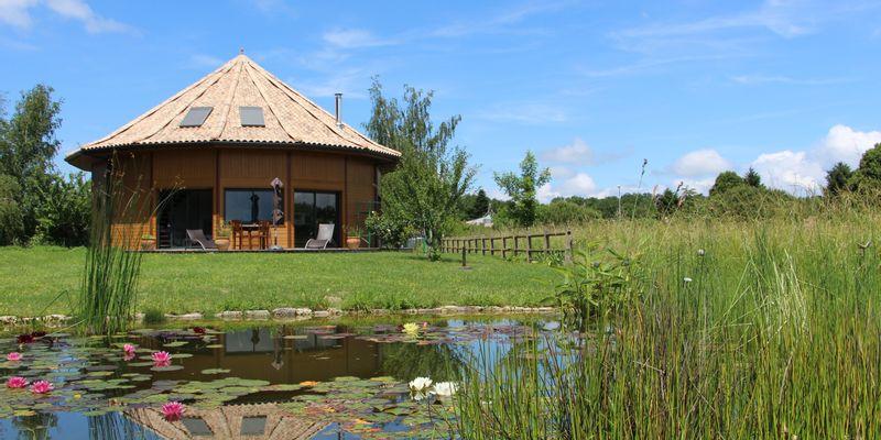 Maison écolo : les 5 avantage d'une construction bioclimatique