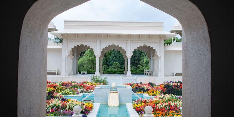 pavillon indien Hamilton