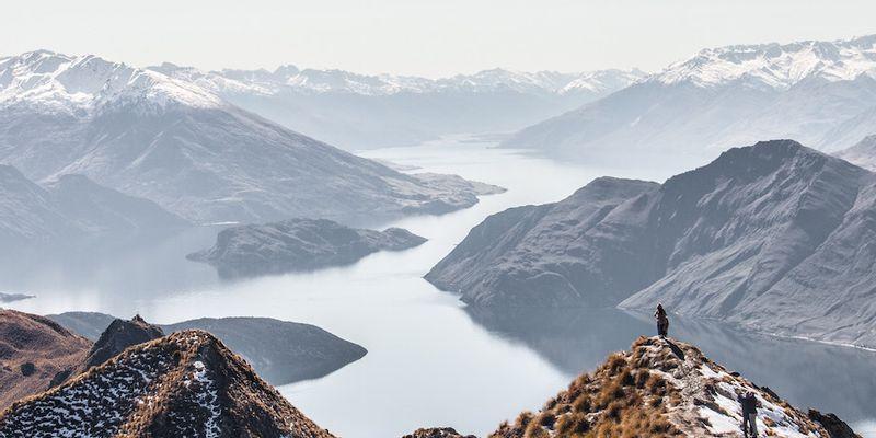 Roys peak nouvelle zélande