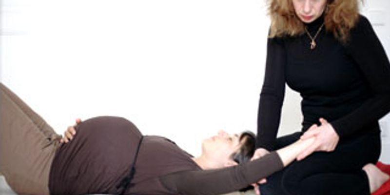 La position pour améliorer la circulation pendant la grossesse