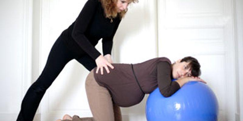 La position pour diminuer les douleurs de la grossesse