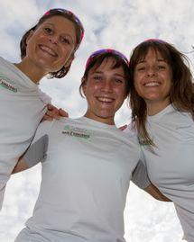 L'équipe Natur'Amarel au Raid l'Arbre Vert