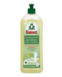 Liquide vaisselle citron Ecolabel