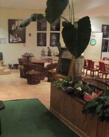 L'intérieur du CASA Poblano