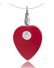 Le pendentif coeur Cardissa