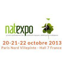 Le Salon Natexpo 2013