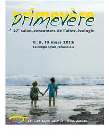 Le salon Primevere 2013