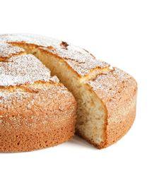 Gâteau à la farine de soja