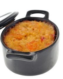 flan thon saumon poivron tomate