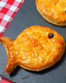 poisson recette feuilleté