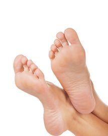 pieds femme hygiene