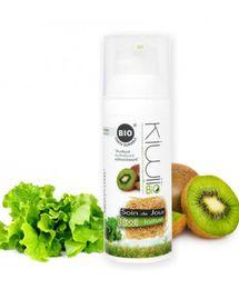soin de jour kiwi laitue kiwii bio