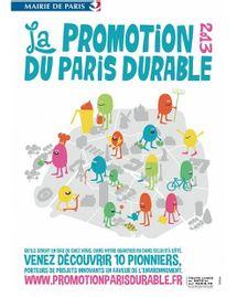 Paris Durable 2013