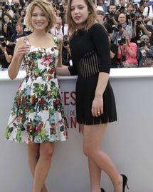 lea seydoux Cannes 2013