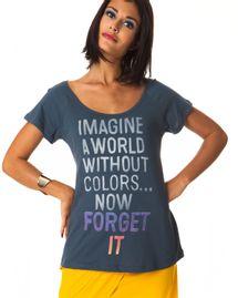 T-Shirt Rebecca Forget tudobom