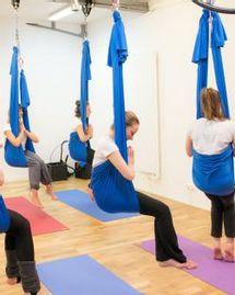 Portes ouvertes Fly Yoga Factory