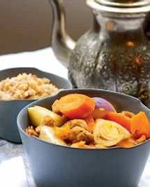 couscous végétalien