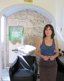 Coiffure : Marriette Perrin pratique la coupe énergétique