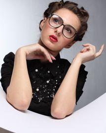 femme choix lunettes
