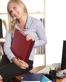femme travail forte
